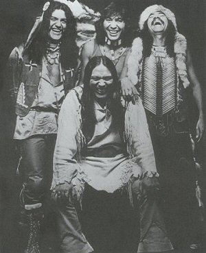 Redbone: At Wounded Knee